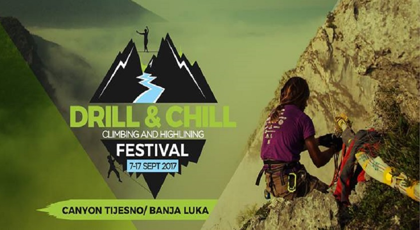 Drill and chill festival